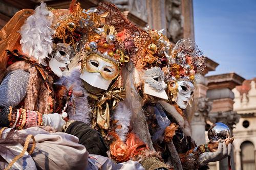 各个小号版本的威尼斯狂欢节收集