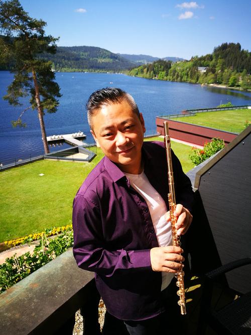 远方的赞歌—中国音乐学院第四届国际长笛艺术节