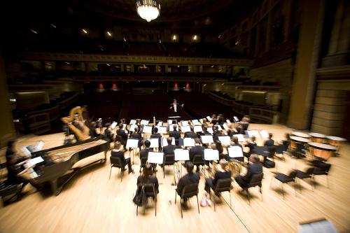 伊士曼管乐团演奏「肖斯塔科维奇--节日序曲」