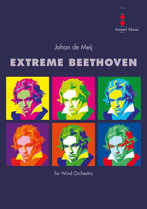 """荷兰作曲家梅耶演绎管乐版""""极度贝多芬"""""""