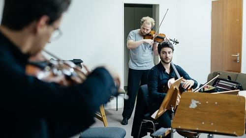 2016慕尼黑国际音乐比赛-弦乐四重奏决赛现场实况