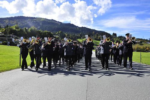 在迷人的奥地利风光中与优美的管乐不期而遇